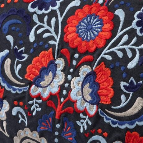 Подушка   темно-серый, разноцветный фото 4